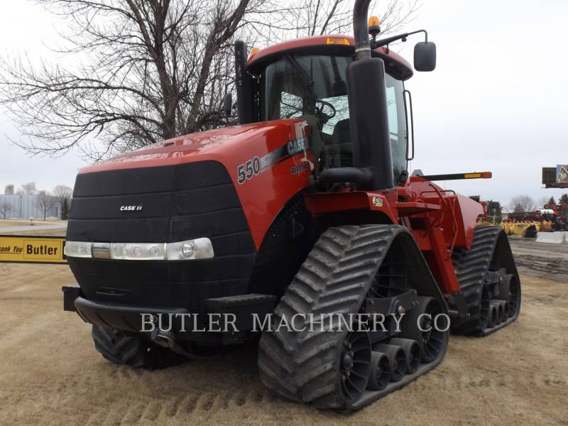 CASE/INTERNATIONAL HARVESTER 農業用トラクタ 550QUAD equipment  photo 1