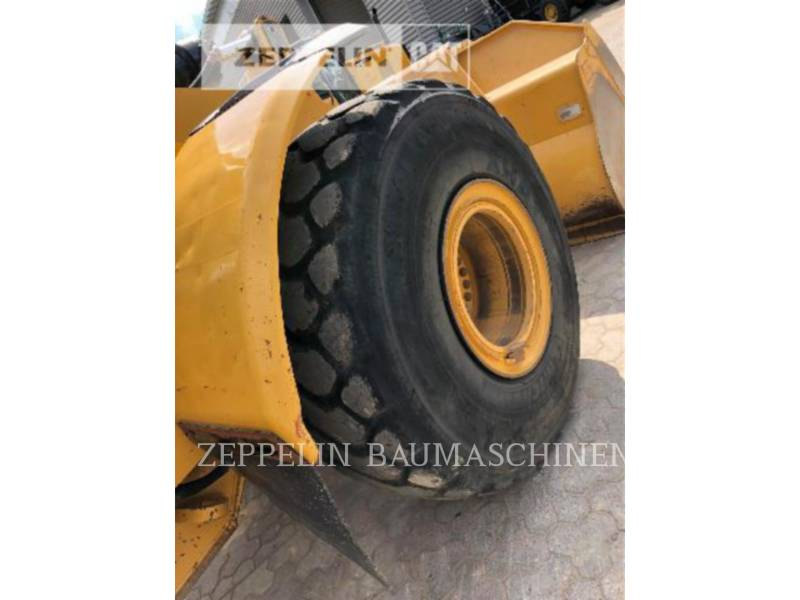 CATERPILLAR PALE GOMMATE/PALE GOMMATE MULTIUSO 966K equipment  photo 11