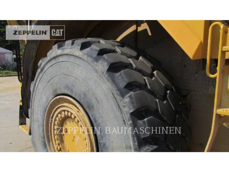 CATERPILLAR WHEEL DOZERS 824G equipment  photo 7