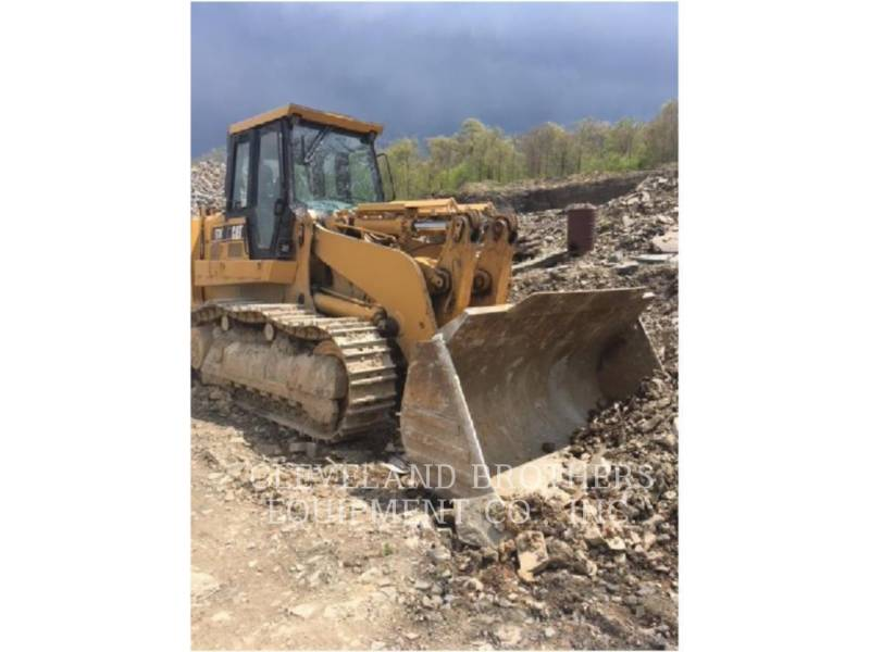 CATERPILLAR KETTENLADER 973C equipment  photo 1
