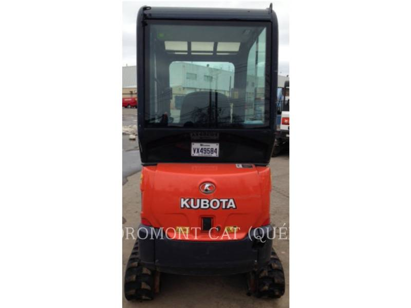 KUBOTA CORPORATION EXCAVADORAS DE CADENAS KX018-4 equipment  photo 7