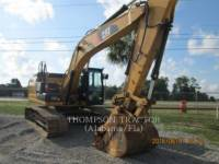 CATERPILLAR TRACK EXCAVATORS 324EL TH equipment  photo 1