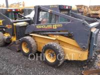 NEW HOLLAND LTD. SKID STEER LOADERS LS180 equipment  photo 2