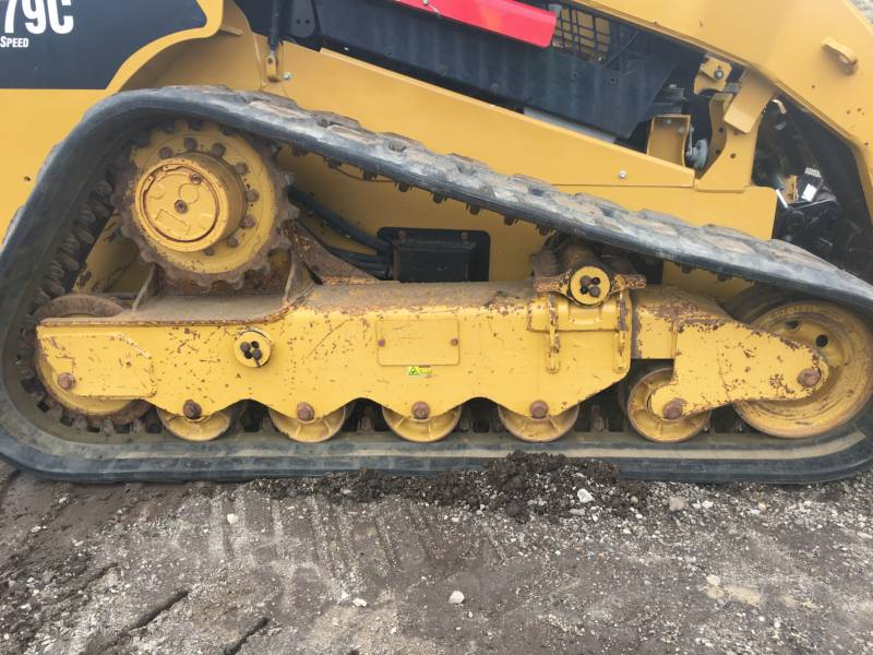 CATERPILLAR CARGADORES MULTITERRENO 279C equipment  photo 10