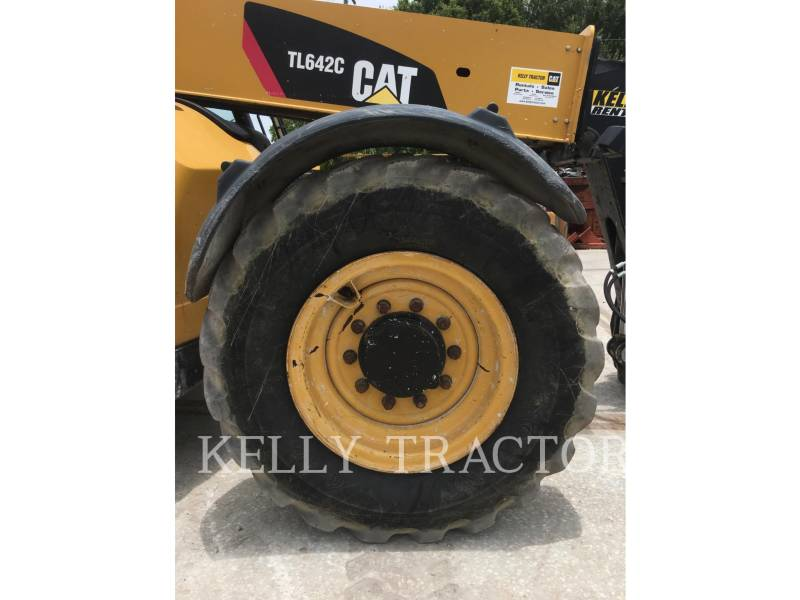 CATERPILLAR TELEHANDLER TL642C equipment  photo 13