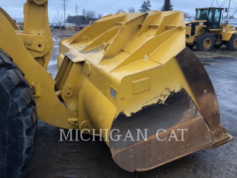 CATERPILLAR WHEEL LOADERS/INTEGRATED TOOLCARRIERS 980M LS equipment  photo 21