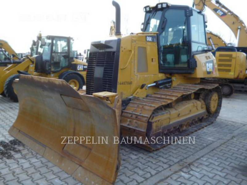 CATERPILLAR TRACTEURS SUR CHAINES D6KXLP equipment  photo 3