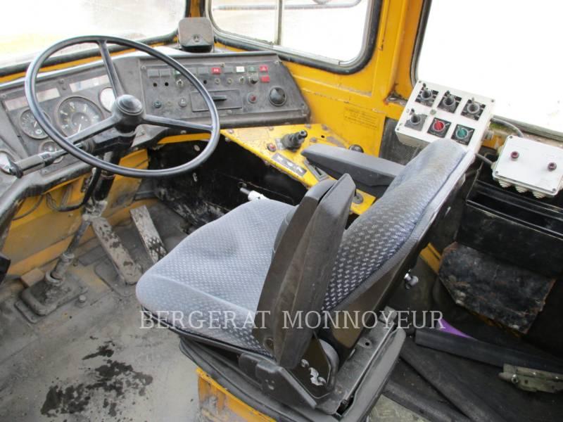 VOLVO CONSTRUCTION EQUIPMENT KNICKGELENKTE MULDENKIPPER A25 equipment  photo 10