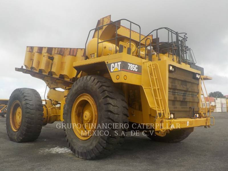 CATERPILLAR CAMINHÕES FORA DA ESTRADA 785C equipment  photo 2
