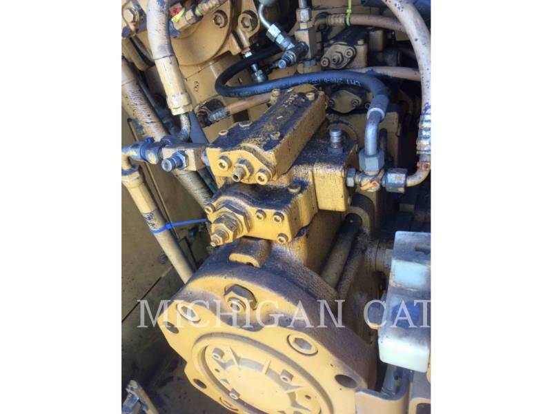 CATERPILLAR ESCAVATORI CINGOLATI 350L equipment  photo 11