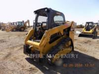 CATERPILLAR CHARGEURS TOUT TERRAIN 239D equipment  photo 4
