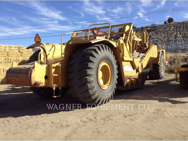 CATERPILLAR WHEEL TRACTOR SCRAPERS 631EII equipment  photo 2