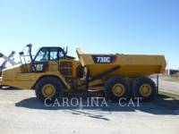 Equipment photo CATERPILLAR 730 C ARTICULATED TRUCKS 1