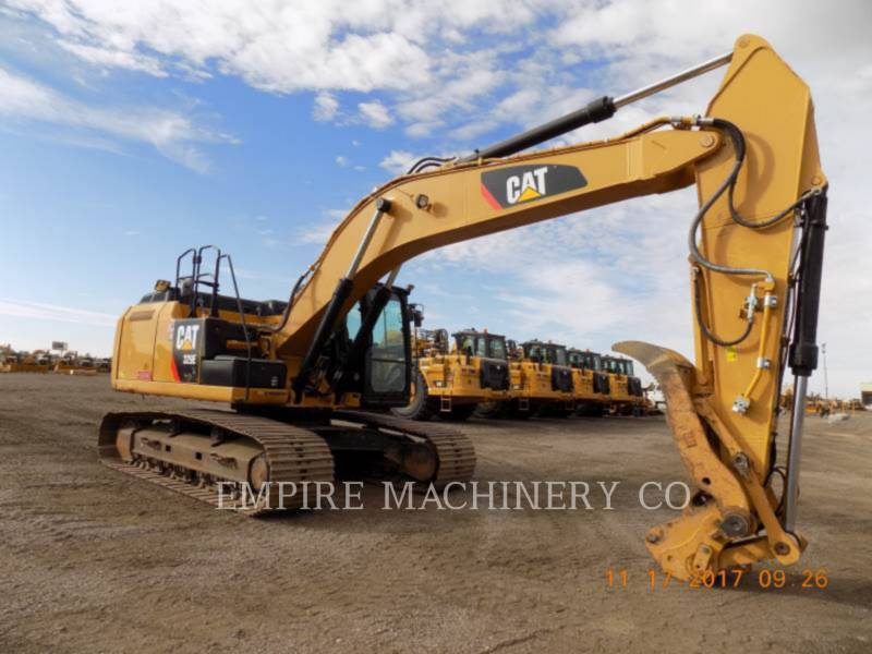 CATERPILLAR PELLES SUR CHAINES 329EL TH P equipment  photo 1