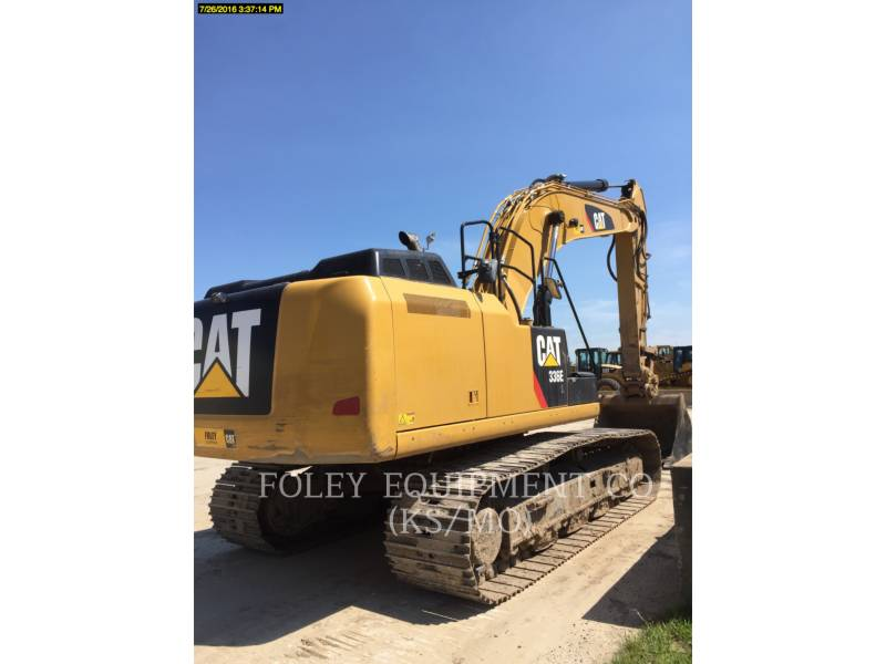 CATERPILLAR TRACK EXCAVATORS 336EL10 equipment  photo 4