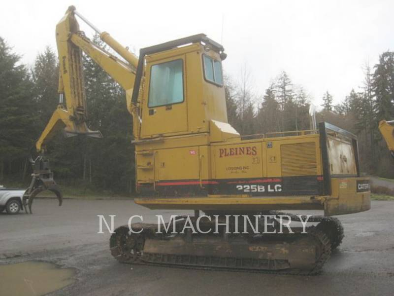 CATERPILLAR MACHINE FORESTIERE 225B equipment  photo 4