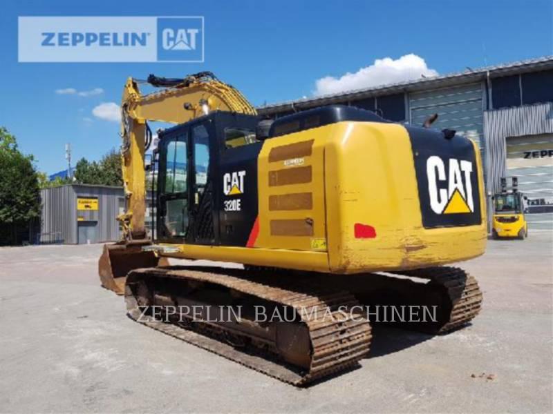 CATERPILLAR トラック油圧ショベル 320EL equipment  photo 5
