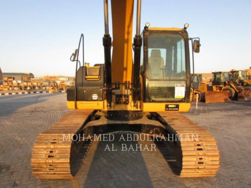 CATERPILLAR KETTEN-HYDRAULIKBAGGER 320 D L equipment  photo 8