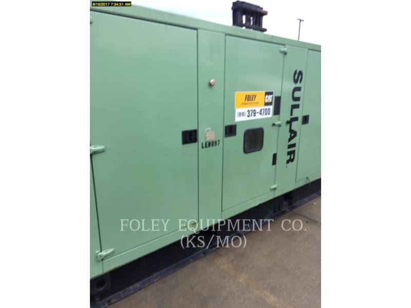 SULLAIR AIR COMPRESSOR TSR20A equipment  photo 1