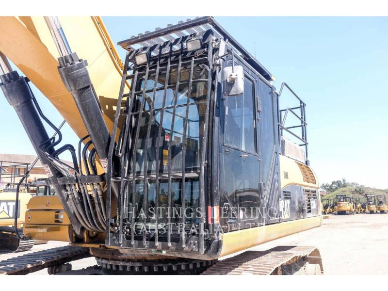 CATERPILLAR EXCAVADORAS DE CADENAS 336DL HS equipment  photo 10