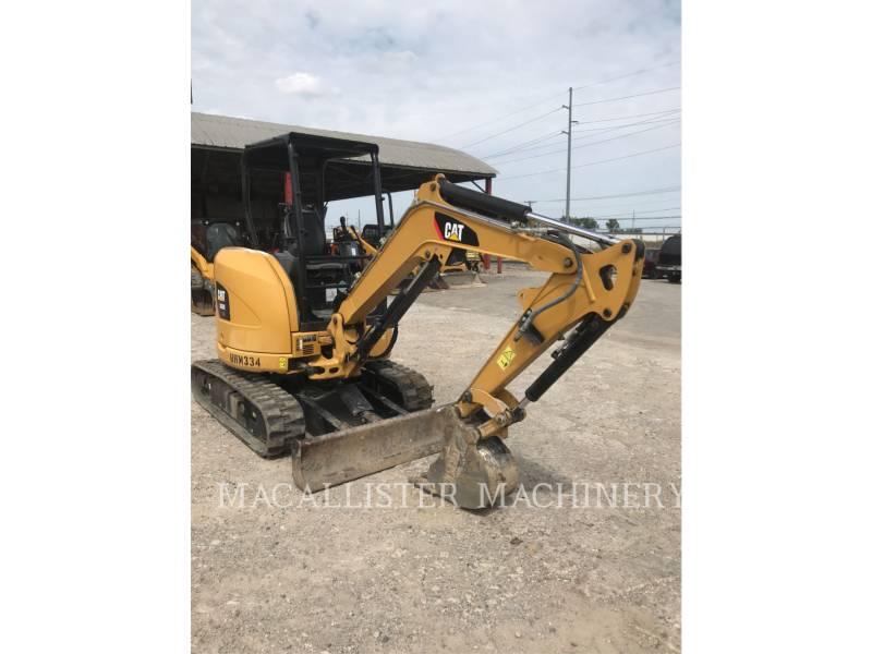 CATERPILLAR TRACK EXCAVATORS 303 E CR equipment  photo 2