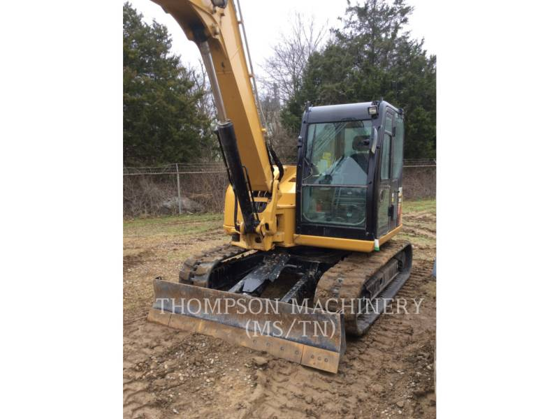 CATERPILLAR TRACK EXCAVATORS 308E2 THMB equipment  photo 1