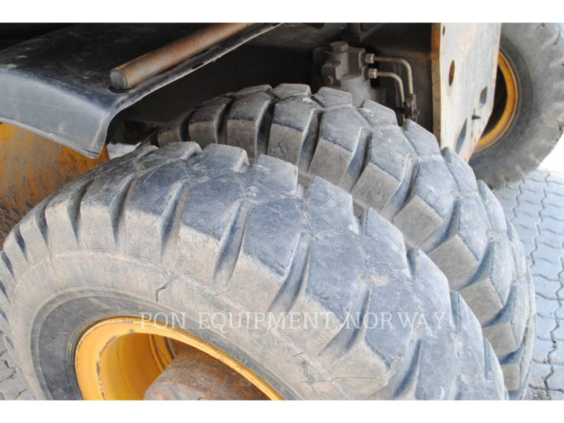 VOLVO CONSTRUCTION EQUIP BRASIL WHEEL EXCAVATORS EW 160 C equipment  photo 19