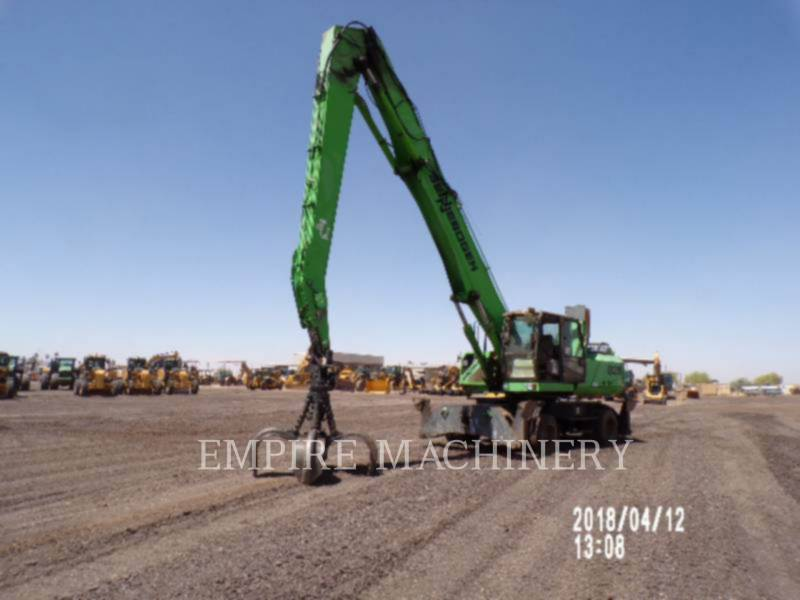 OTHER US MFGRS EXCAVADORAS DE CADENAS 835M equipment  photo 1