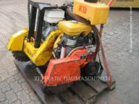 Equipment photo WEBER Weber SM57 UL – FERĂSTRĂU ROTUND 1