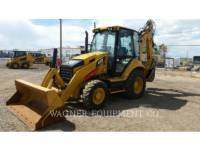 CATERPILLAR BACKHOE LOADERS 416F 4WD equipment  photo 1