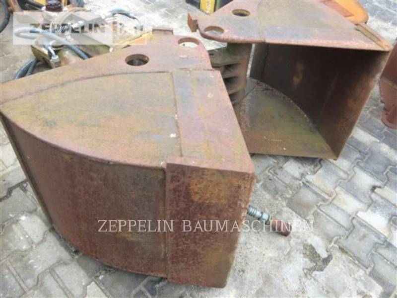 HYDRAULIK-GREIFER-TECHNOLOGIE-GMBH AG - GREIFER ZZ3-600 Greifer equipment  photo 3