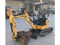 Equipment photo CATERPILLAR 301.7 D CR TRACK EXCAVATORS 1