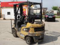 MITSUBISHI CATERPILLAR FORKLIFT GABELSTAPLER GP15N equipment  photo 3