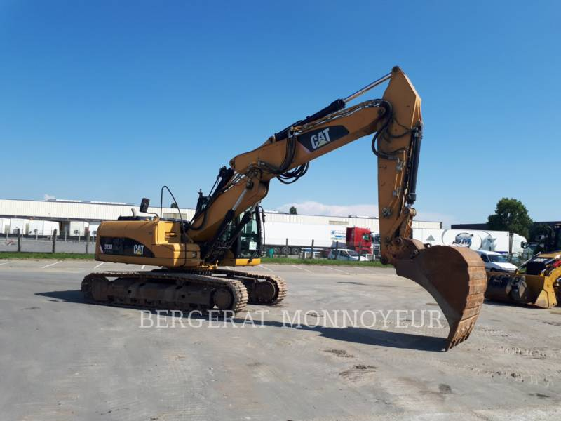 CATERPILLAR EXCAVADORAS DE CADENAS 323D equipment  photo 5