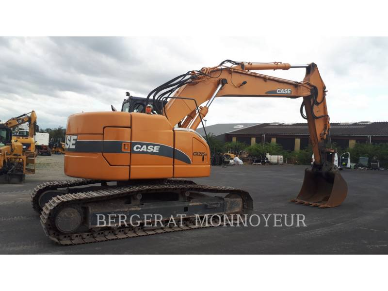 CASE KETTEN-HYDRAULIKBAGGER CX225 equipment  photo 5