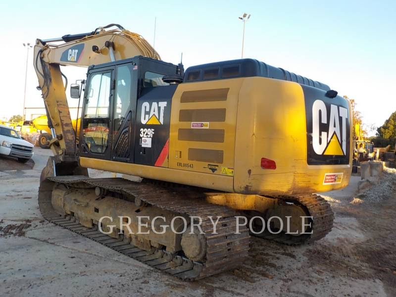 CATERPILLAR トラック油圧ショベル 329FL equipment  photo 7