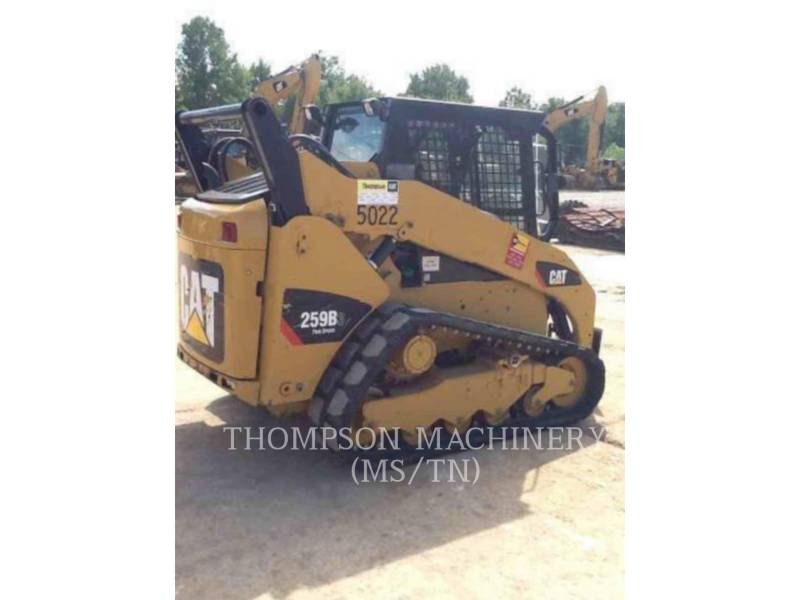 CATERPILLAR MINICARGADORAS 259B3 equipment  photo 2