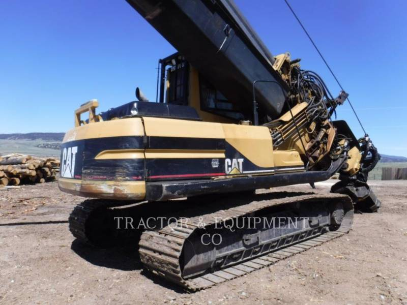CATERPILLAR TRACK EXCAVATORS 322BL equipment  photo 3
