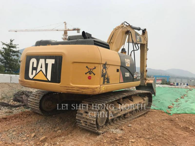 CATERPILLAR TRACK EXCAVATORS 320D2 equipment  photo 14