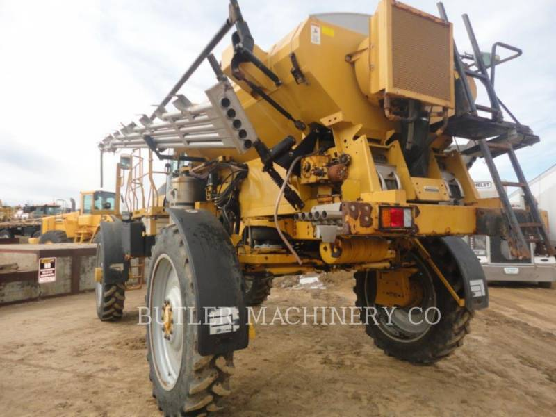 ROGATOR PULVERIZADOR RG1386 equipment  photo 1