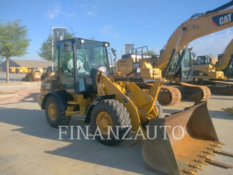 CATERPILLAR PALE GOMMATE/PALE GOMMATE MULTIUSO 907H2 equipment  photo 2