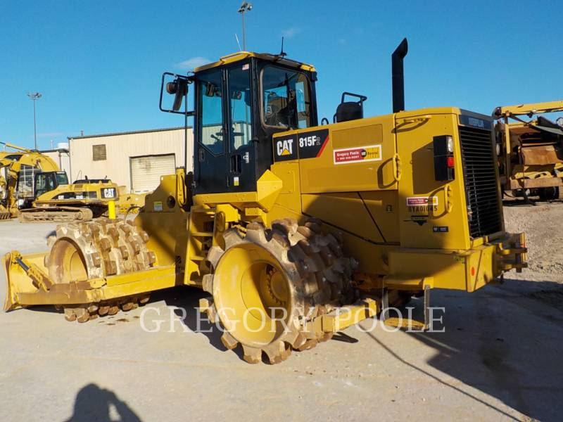 CATERPILLAR TRACTEURS SUR PNEUS 815F II equipment  photo 13