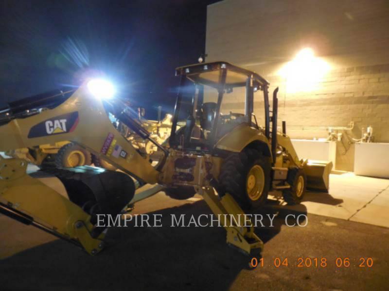 CATERPILLAR BACKHOE LOADERS 420F2 4EO equipment  photo 2