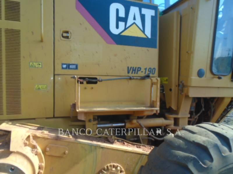 CATERPILLAR MOTONIVELADORAS 140K equipment  photo 4