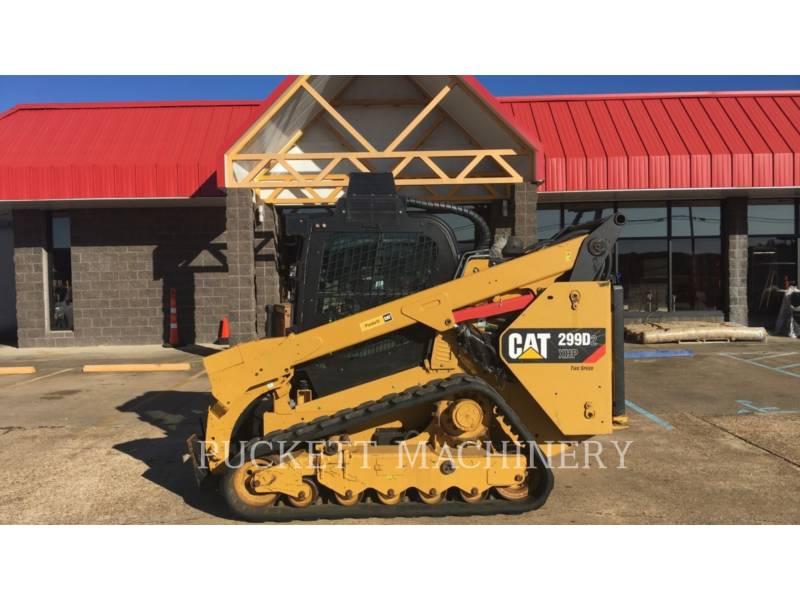 CATERPILLAR CARGADORES MULTITERRENO 299D2XHP equipment  photo 1