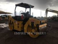 CATERPILLAR TAMBOR DOBLE VIBRATORIO ASFALTO CB10 equipment  photo 2