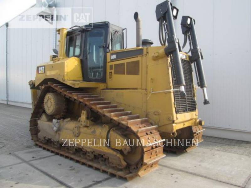 CATERPILLAR TRACK TYPE TRACTORS D8R equipment  photo 3