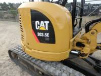 CATERPILLAR TRACK EXCAVATORS 303.5ECR equipment  photo 13
