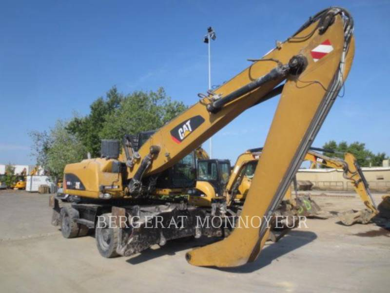 CATERPILLAR WHEEL EXCAVATORS M318D MH equipment  photo 2