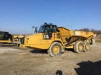CATERPILLAR アーティキュレートトラック 730C equipment  photo 1